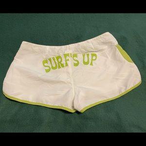Xhilaration Surf's Up Board Shorts